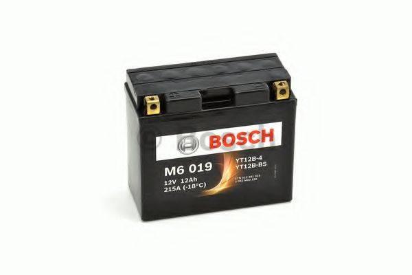 Аккумулятор автомобильный (АКБ) BOSCH 0 092 M60 190