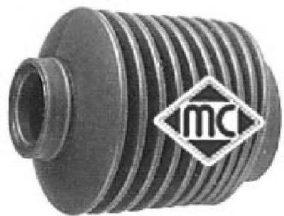 Пыльник рулевой рейки METALCAUCHO 00076