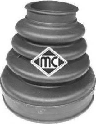 Пыльник ШРУСа METALCAUCHO 00122