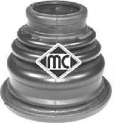 Пыльник ШРУСа METALCAUCHO 00139