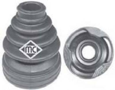 Комплект пыльника ШРУСа METALCAUCHO 00282