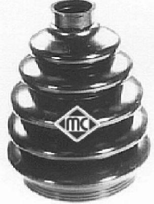 Пыльник ШРУСа METALCAUCHO 00297