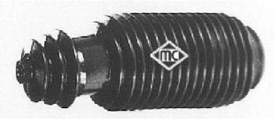 Пыльник рулевой рейки METALCAUCHO 00310