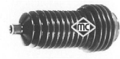 Пыльник рулевой рейки METALCAUCHO 00355