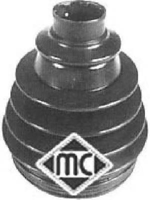 Пыльник ШРУСа METALCAUCHO 00499