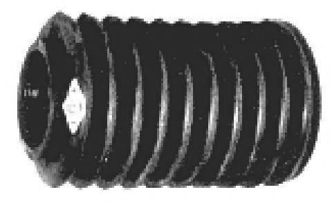 Пыльник рулевой рейки METALCAUCHO 00536