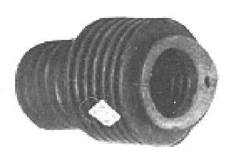 Пыльник рулевой рейки METALCAUCHO 00561