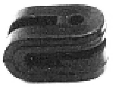 Крепление глушителя METALCAUCHO 00584