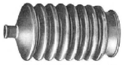 Пыльник рулевой рейки METALCAUCHO 00621