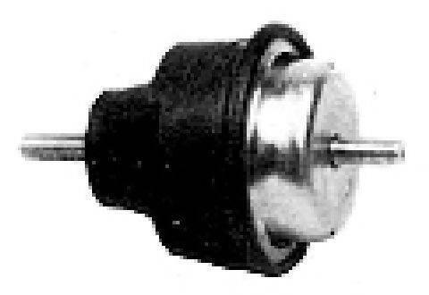 Подушка двигателя METALCAUCHO 00697