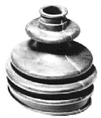 Пыльник ШРУСа METALCAUCHO 00708