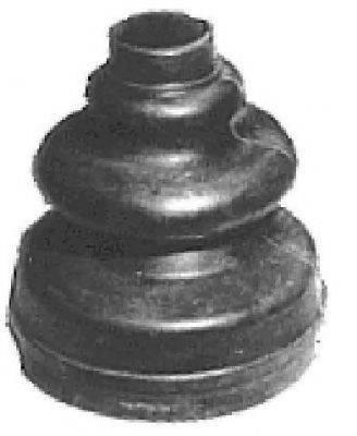 Пыльник ШРУСа METALCAUCHO 00839