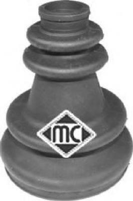 Комплект пыльника ШРУСа METALCAUCHO 01128