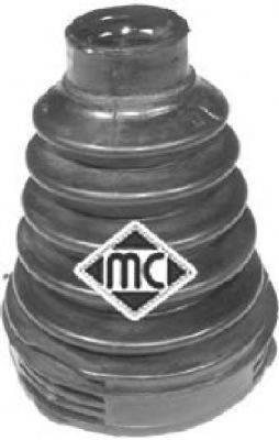Комплект пыльника ШРУСа METALCAUCHO 01130