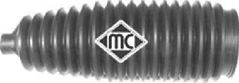 Пыльник рулевой рейки METALCAUCHO 01136