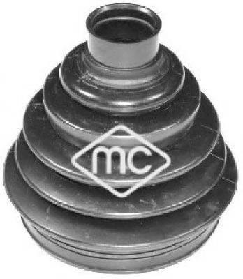 Комплект пыльника ШРУСа METALCAUCHO 01157