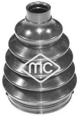 Комплект пыльника ШРУСа METALCAUCHO 01171