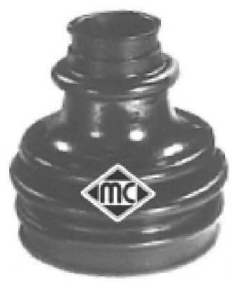 Пыльник ШРУСа METALCAUCHO 01222