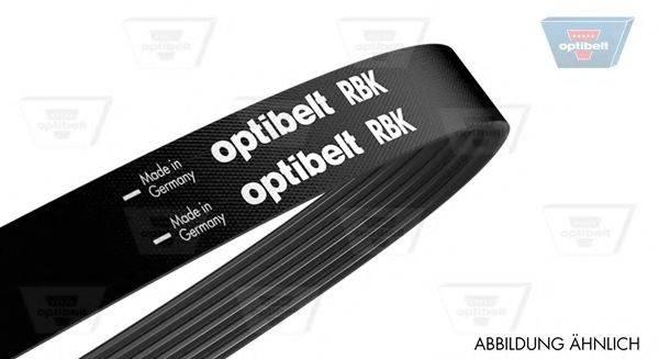 Поликлиновой ремень OPTIBELT 4 PK 845