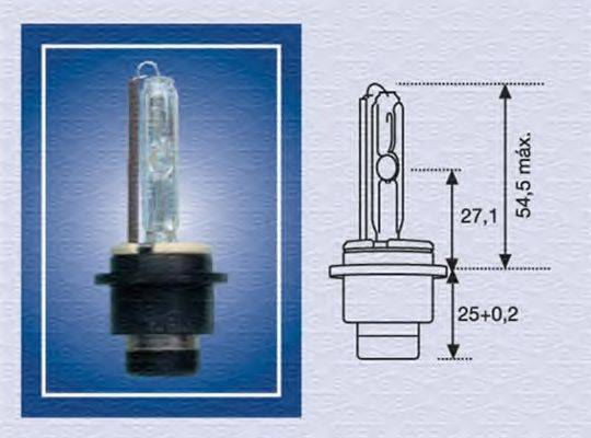 Лампа накаливания MAGNETI MARELLI 002541100000