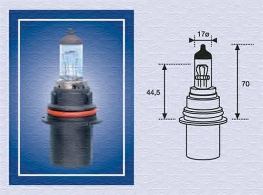 Лампа накаливания MAGNETI MARELLI 002555200000