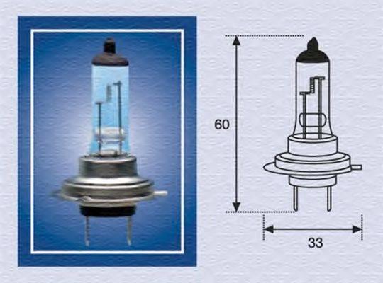 Лампа накаливания MAGNETI MARELLI 002558100000