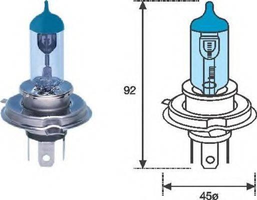 Лампа накаливания MAGNETI MARELLI 002602100000