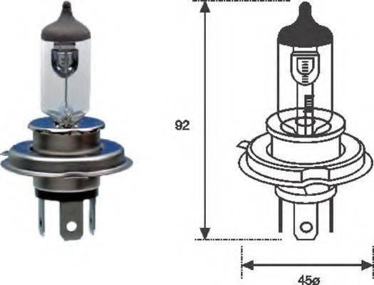 Лампа накаливания MAGNETI MARELLI 002555100000