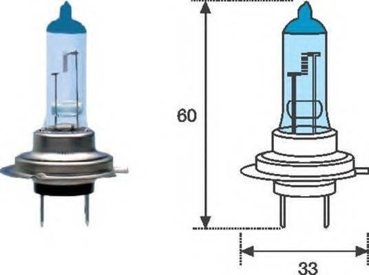 Лампа накаливания MAGNETI MARELLI 002603100000